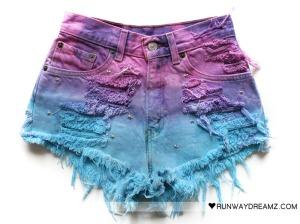 rainbow-shorts