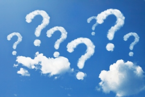 questions clouds