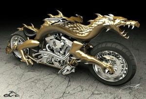 dragon motorcycle